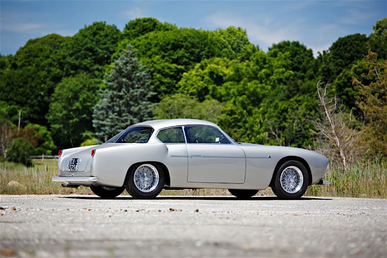 '56 Maserati A6G/54 Zagato... Deliziosamente sportivo ! 50