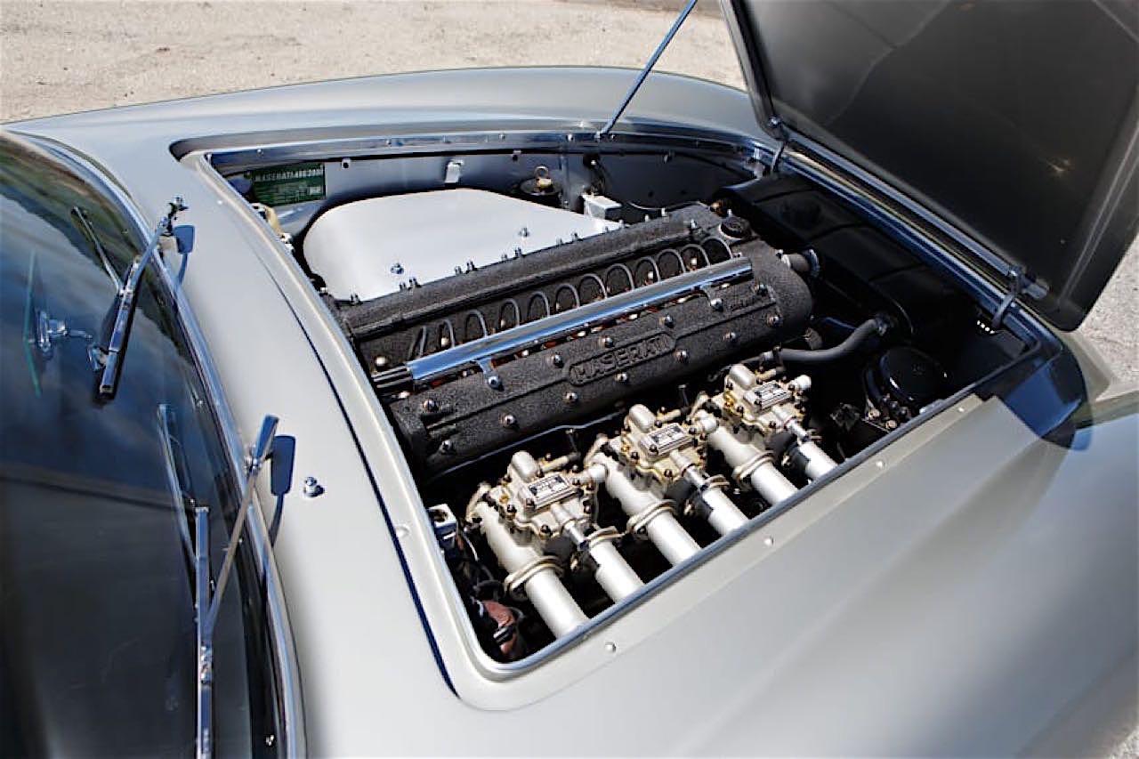 '56 Maserati A6G/54 Zagato... Deliziosamente sportivo ! 57