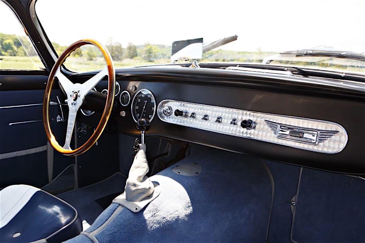 '56 Maserati A6G/54 Zagato... Deliziosamente sportivo ! 59