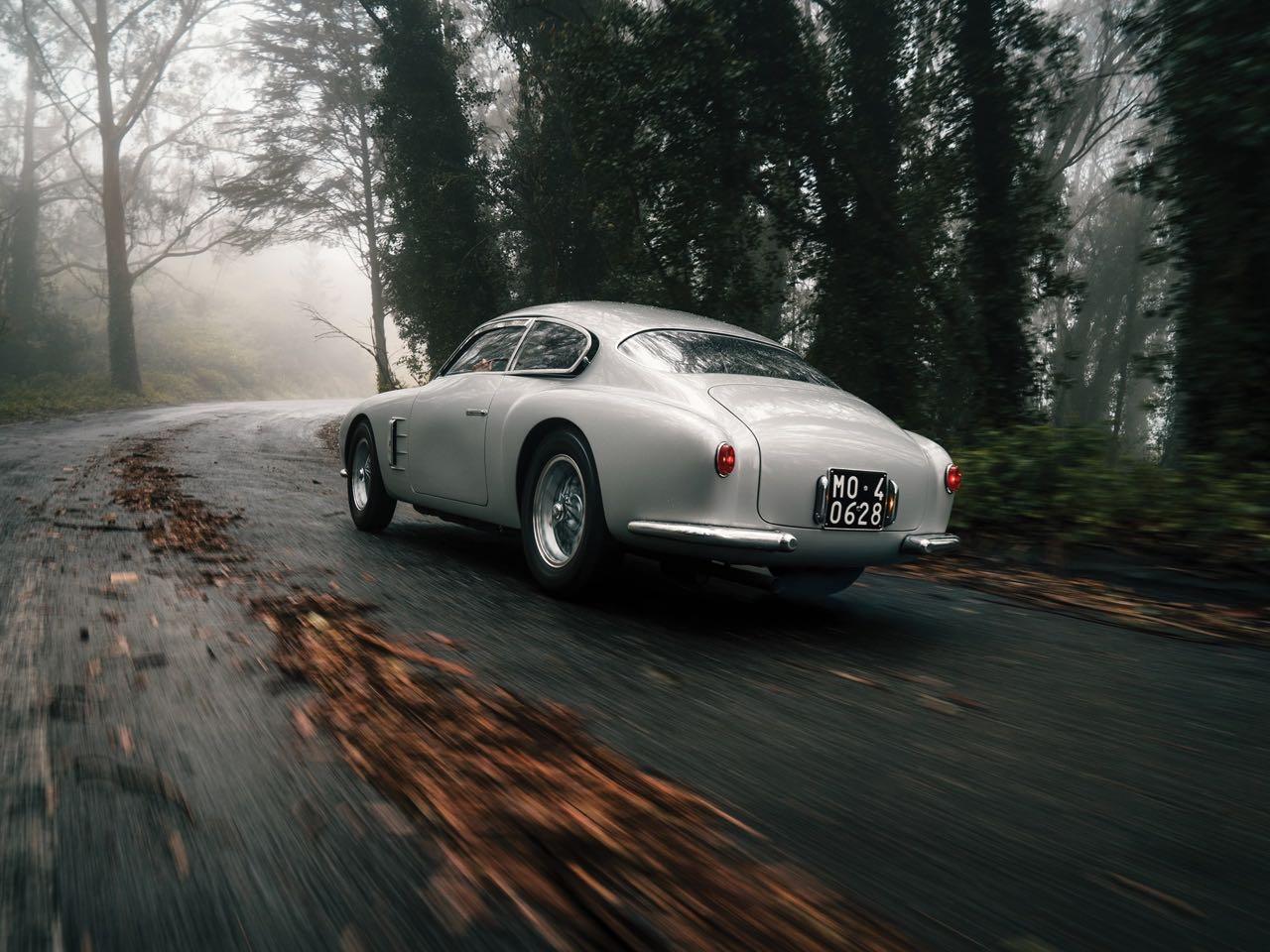 '56 Maserati A6G/54 Zagato... Deliziosamente sportivo ! 39