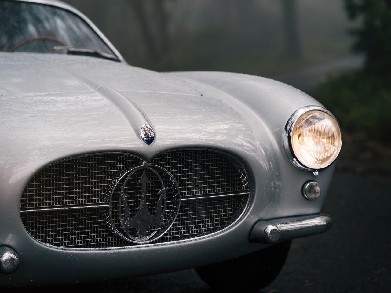 '56 Maserati A6G/54 Zagato... Deliziosamente sportivo ! 38