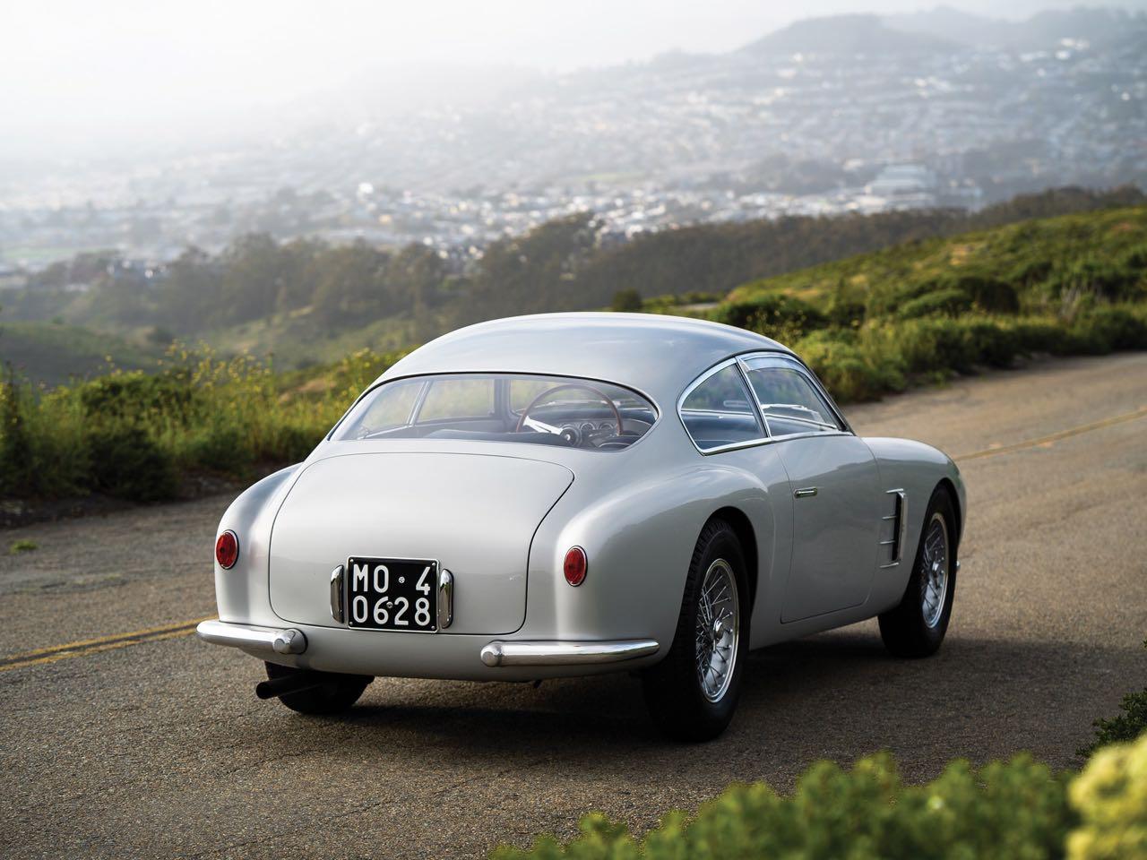 '56 Maserati A6G/54 Zagato... Deliziosamente sportivo ! 40