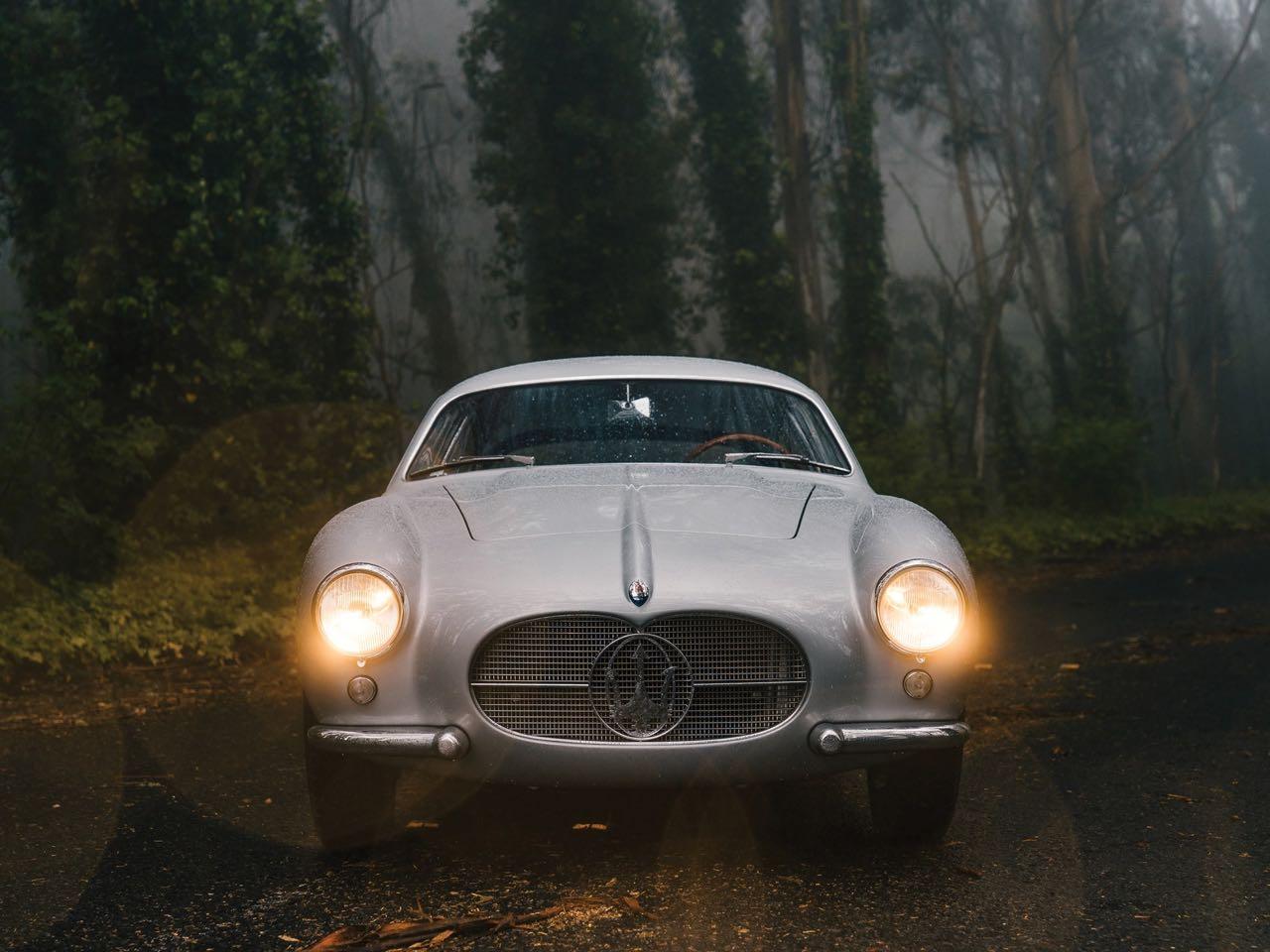 '56 Maserati A6G/54 Zagato... Deliziosamente sportivo ! 37