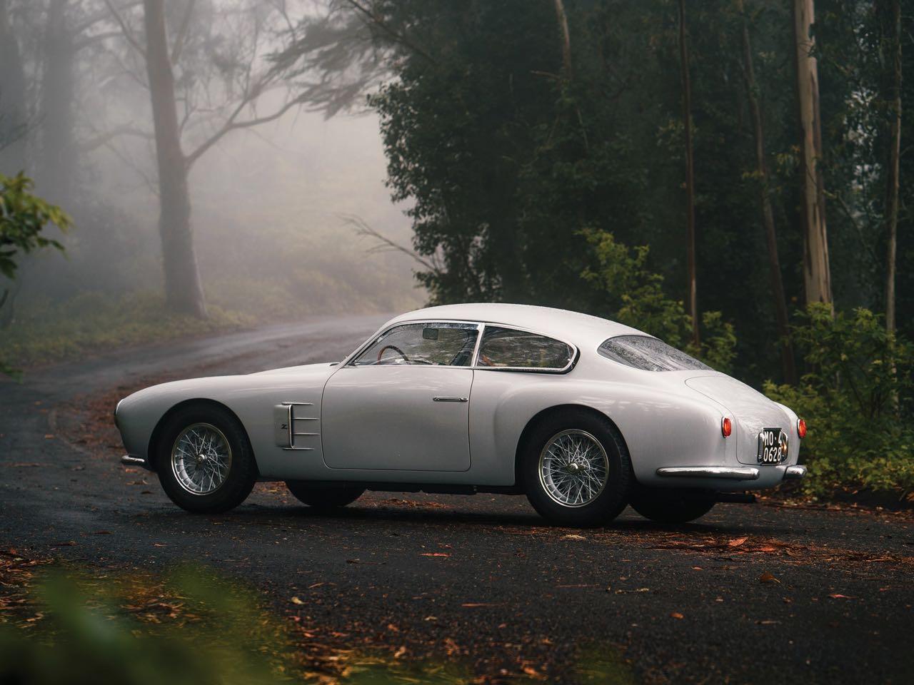 '56 Maserati A6G/54 Zagato... Deliziosamente sportivo ! 52
