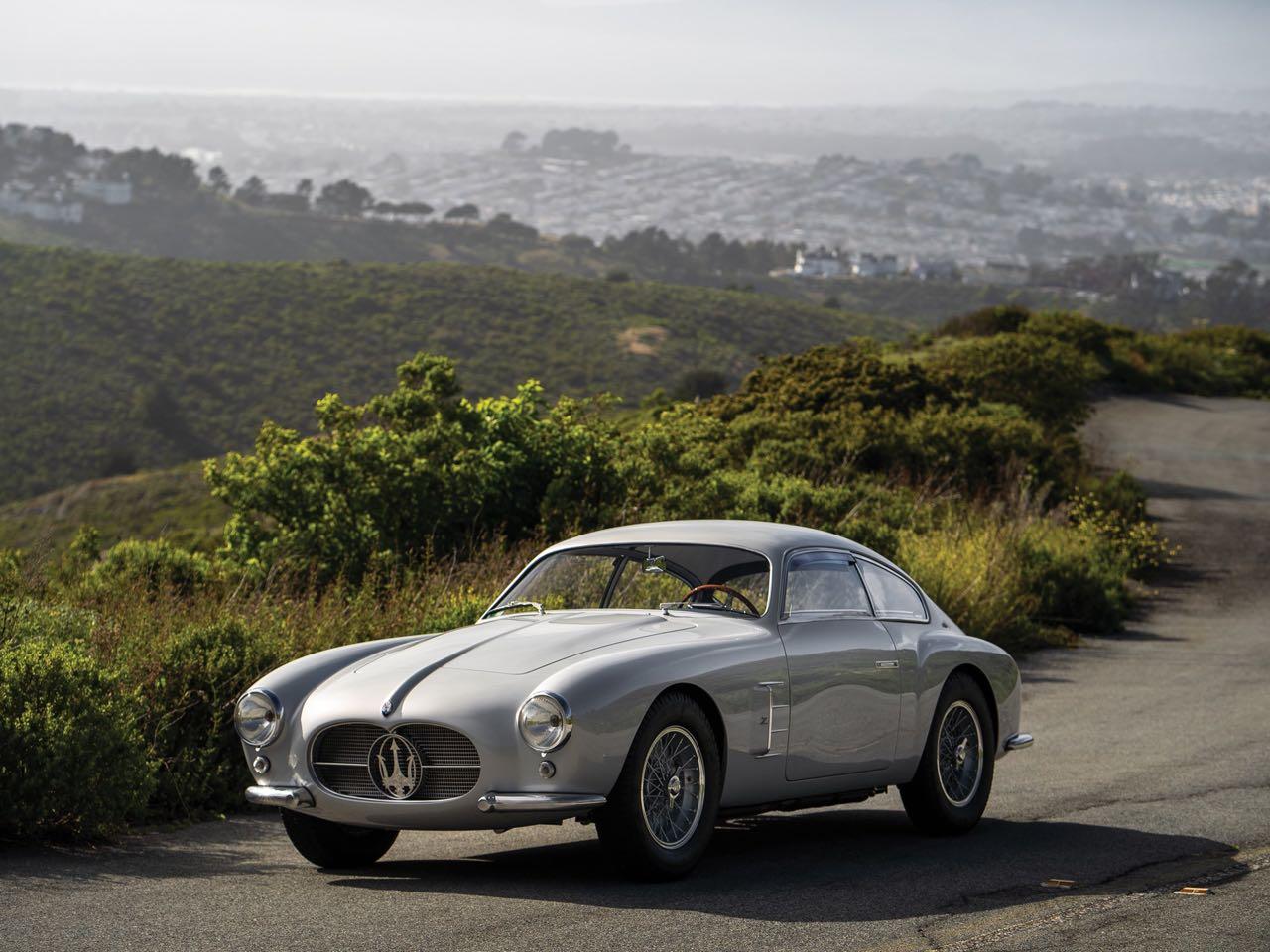 '56 Maserati A6G/54 Zagato... Deliziosamente sportivo ! 41