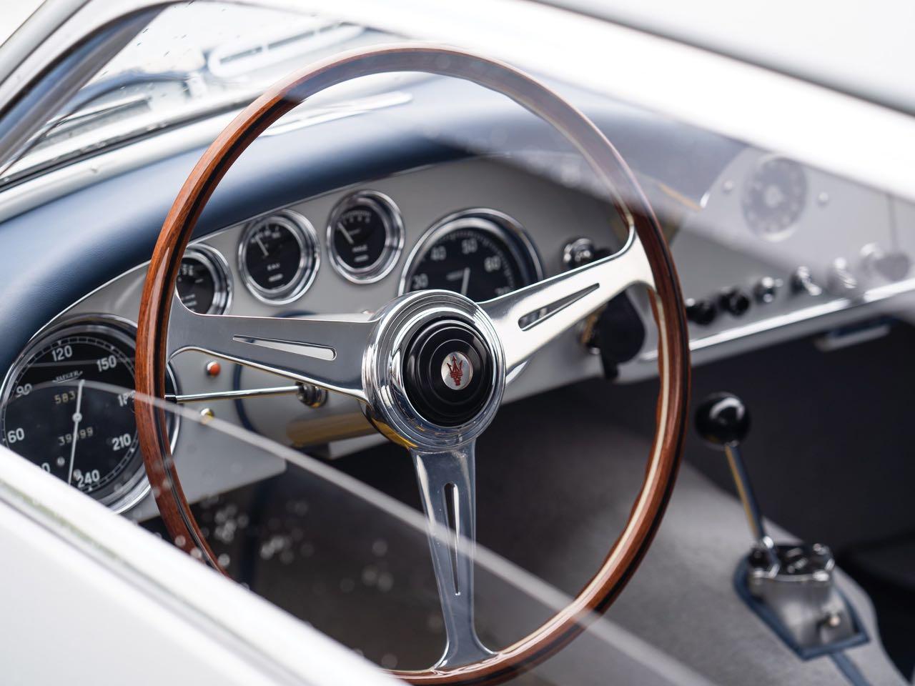 '56 Maserati A6G/54 Zagato... Deliziosamente sportivo ! 42