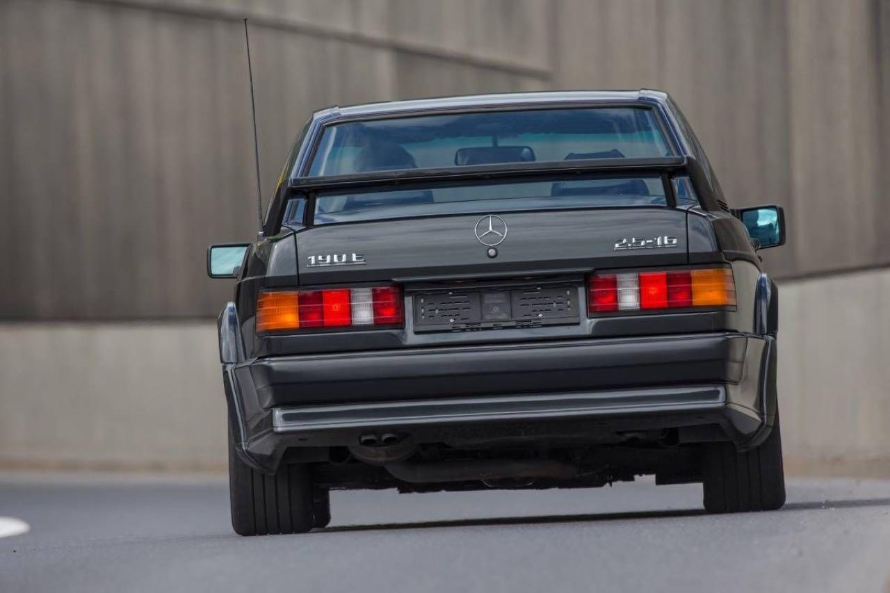 Mercedes 190 2.5 16 Evo 1... Oui il y a eu une Evo 1 ! 28
