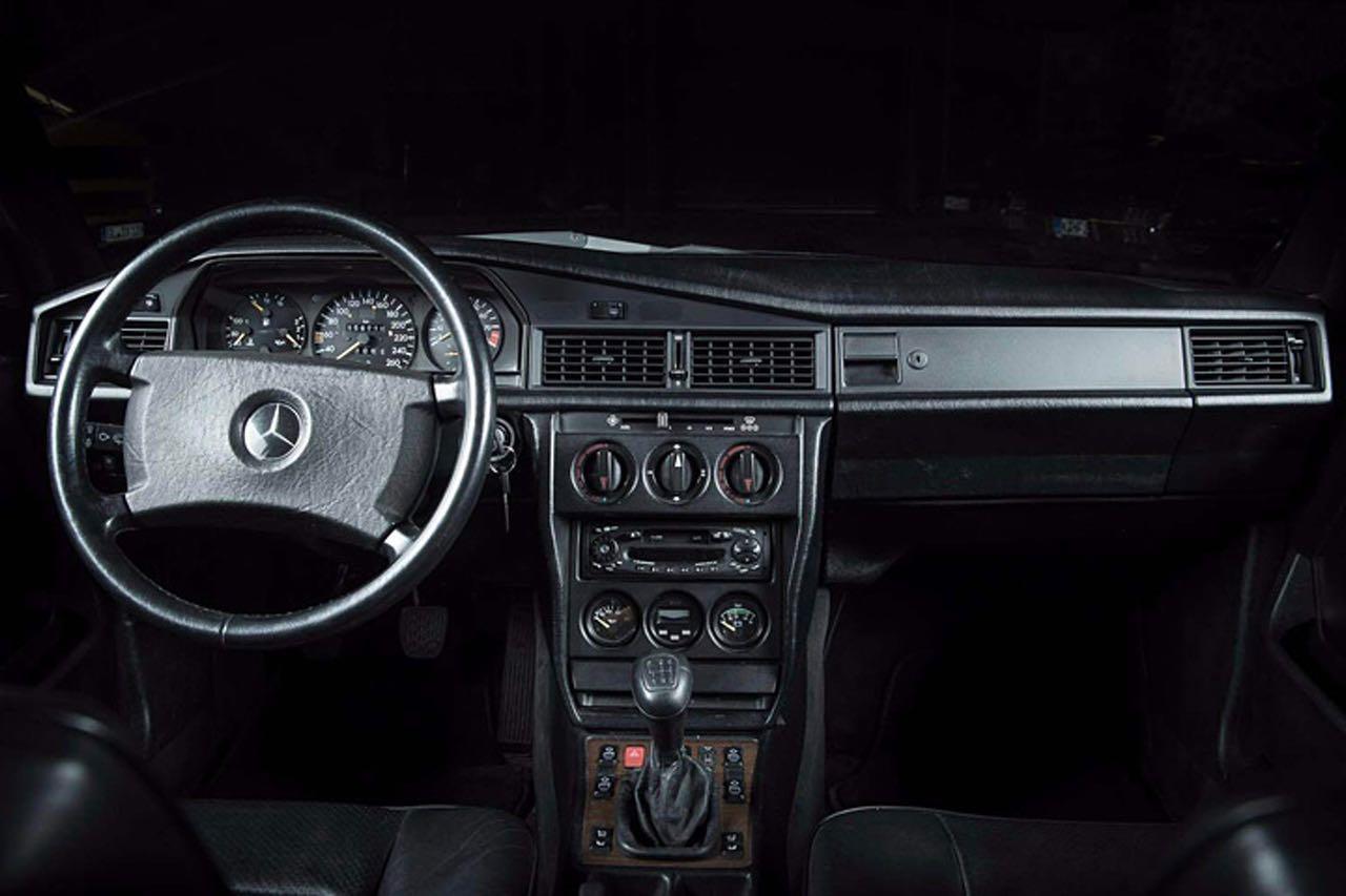 Mercedes 190 2.5 16 Evo 1... Oui il y a eu une Evo 1 ! 25