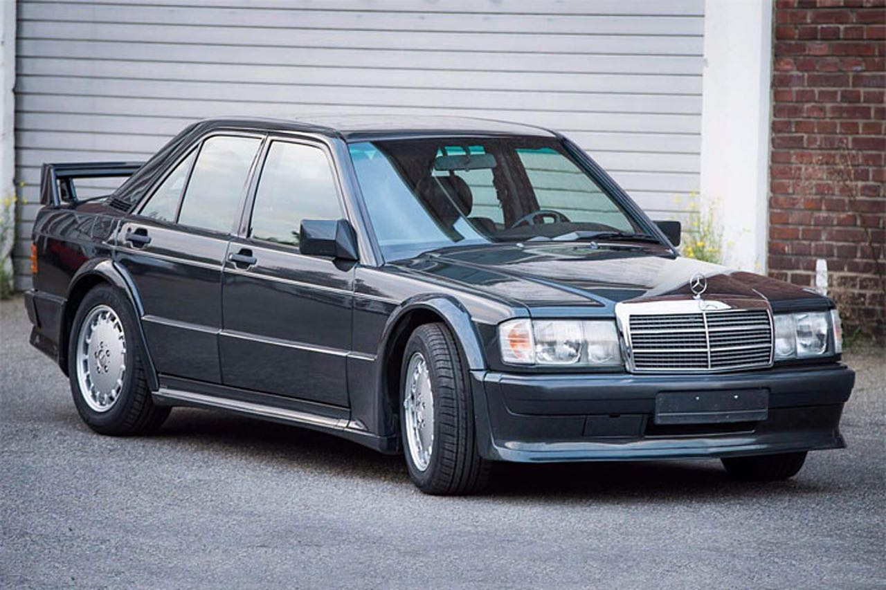 Mercedes 190 2.5 16 Evo 1... Oui il y a eu une Evo 1 ! 31