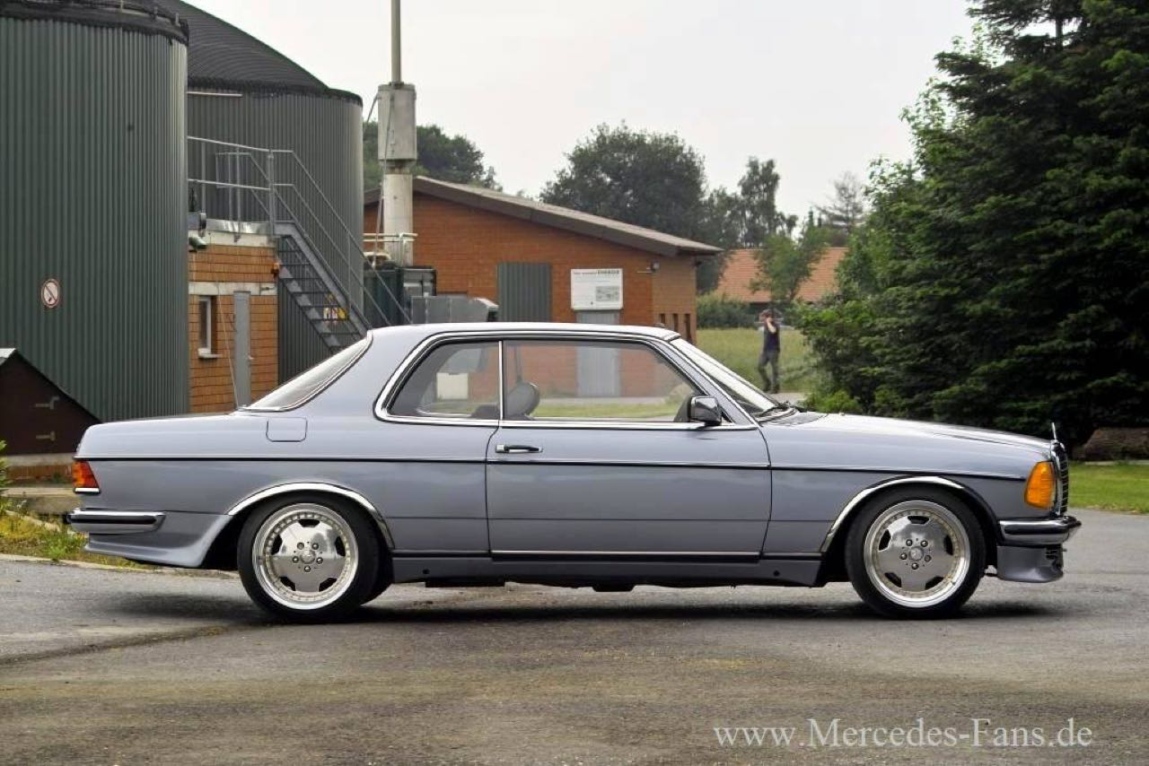 '79 Mercedes 500 TE AMG W123... Sexy lady ! 7