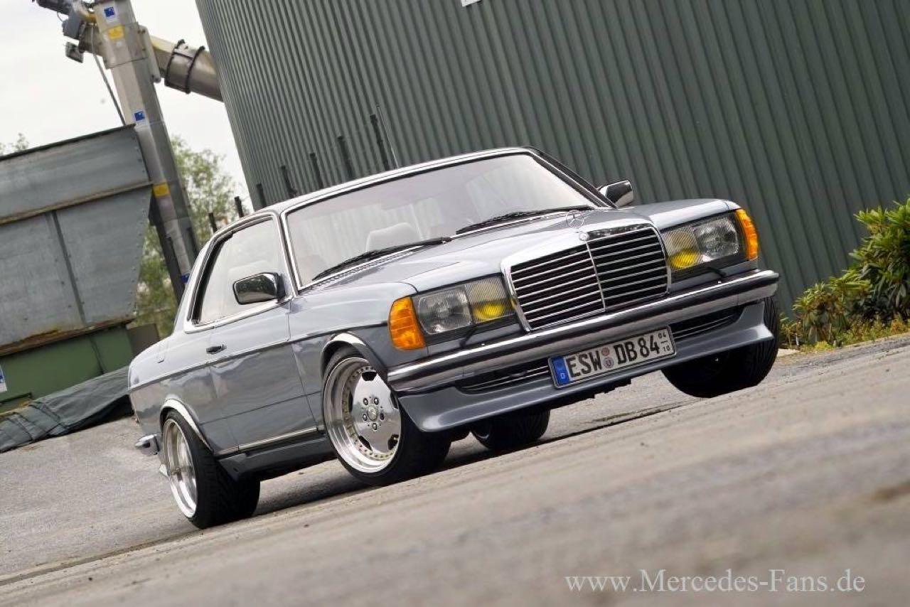 '79 Mercedes 500 TE AMG W123... Sexy lady ! 5