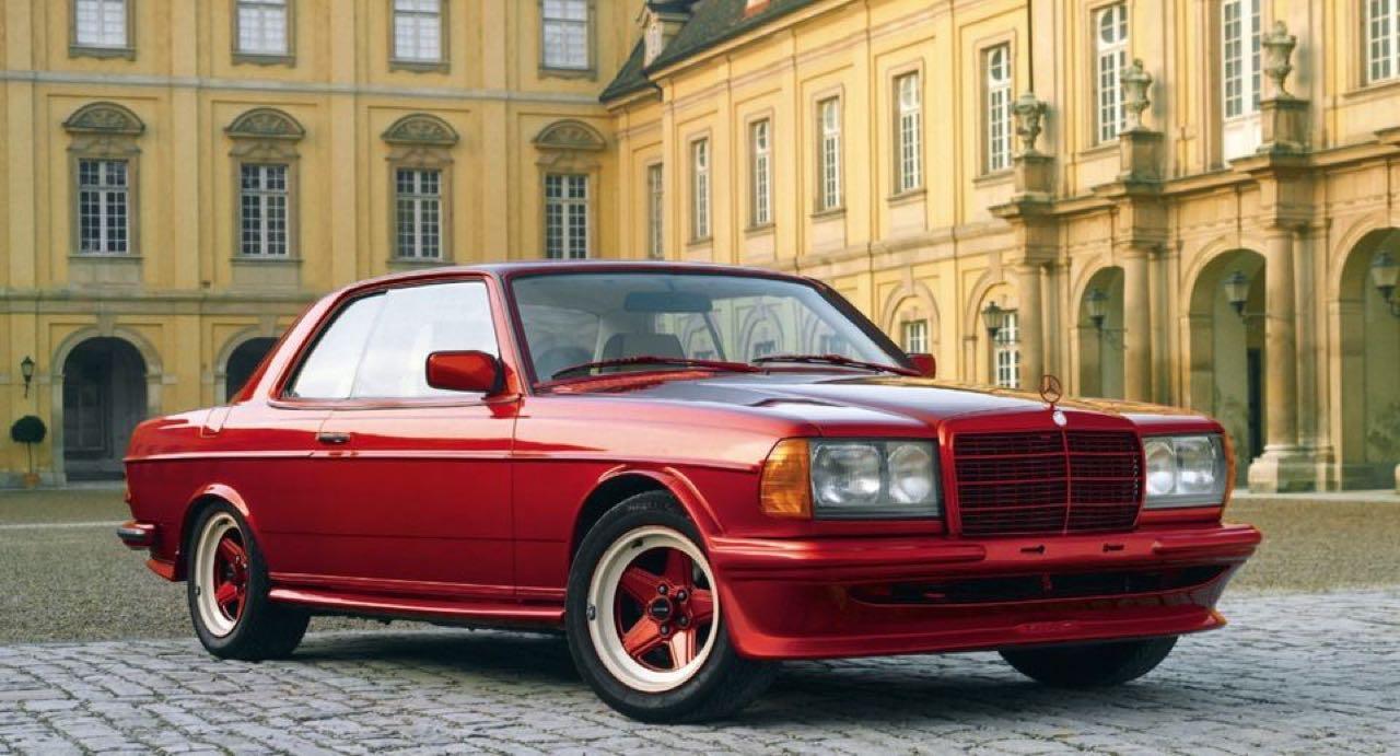 '79 Mercedes 500 TE AMG W123... Sexy lady ! 4
