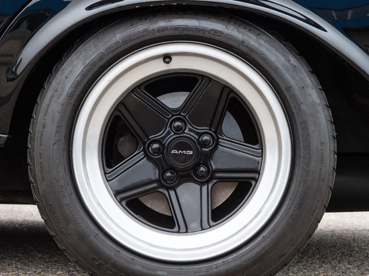 '79 Mercedes 500 TE AMG W123... Sexy lady ! 14
