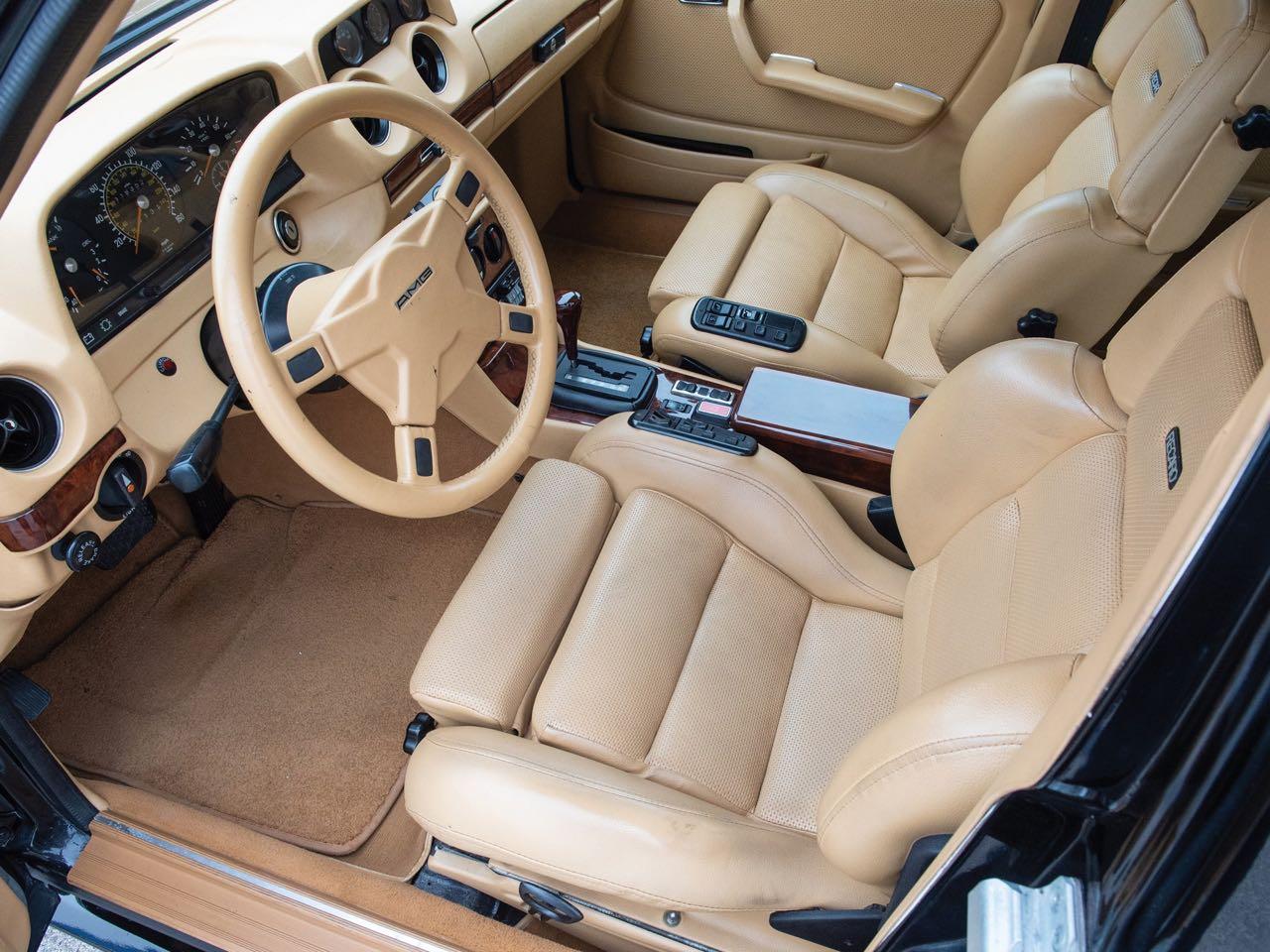 '79 Mercedes 500 TE AMG W123... Sexy lady ! 13
