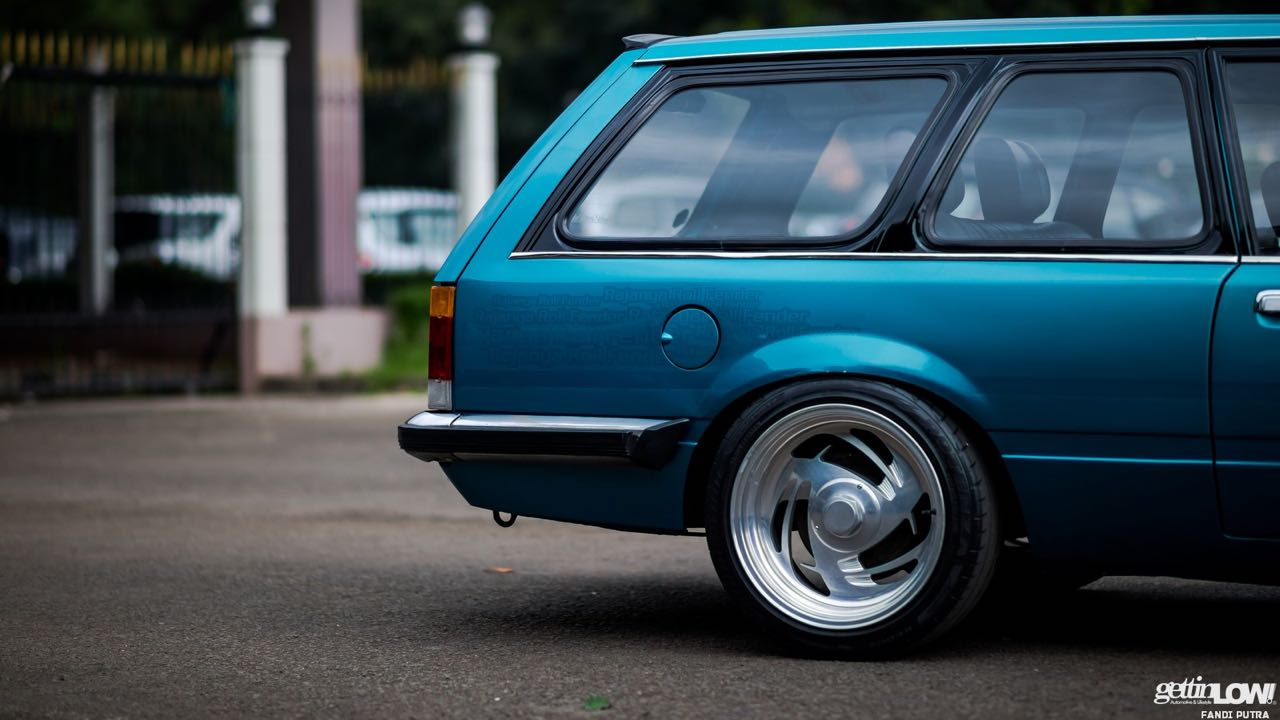 Static '80 Opel Rekord Caravan... C'est bon la choucroute ! 4