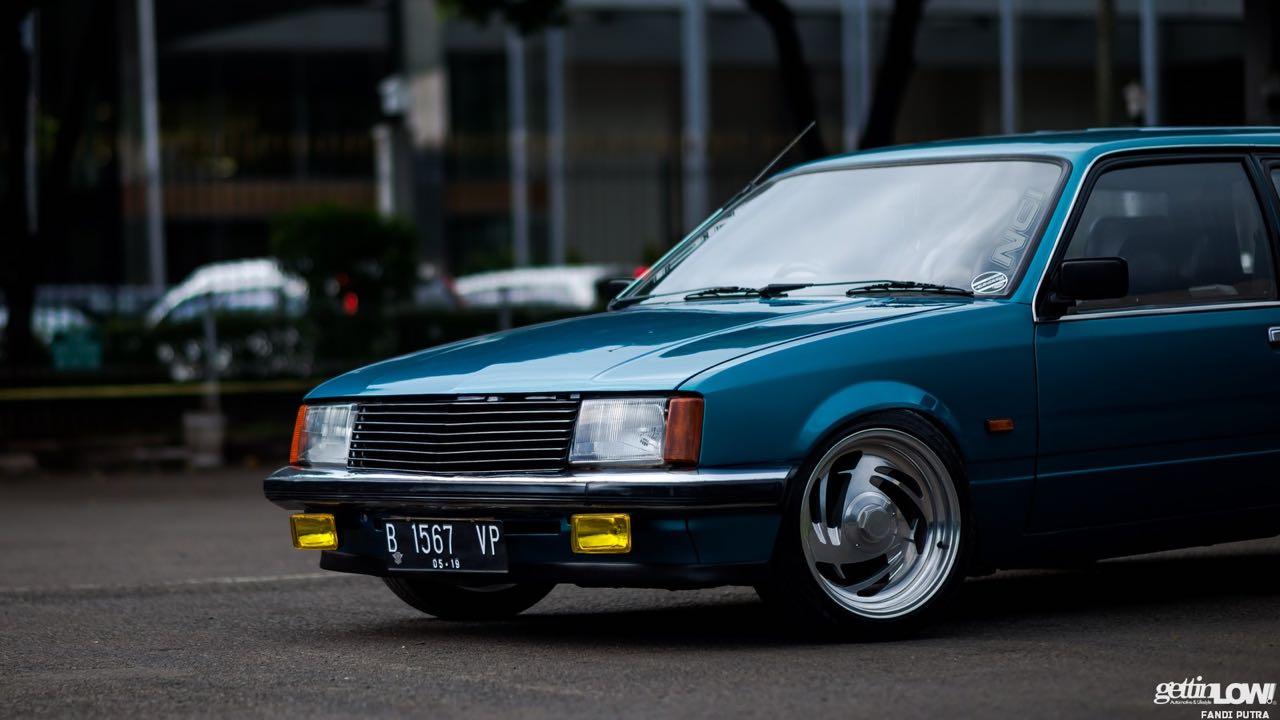 Static '80 Opel Rekord Caravan... C'est bon la choucroute ! 1