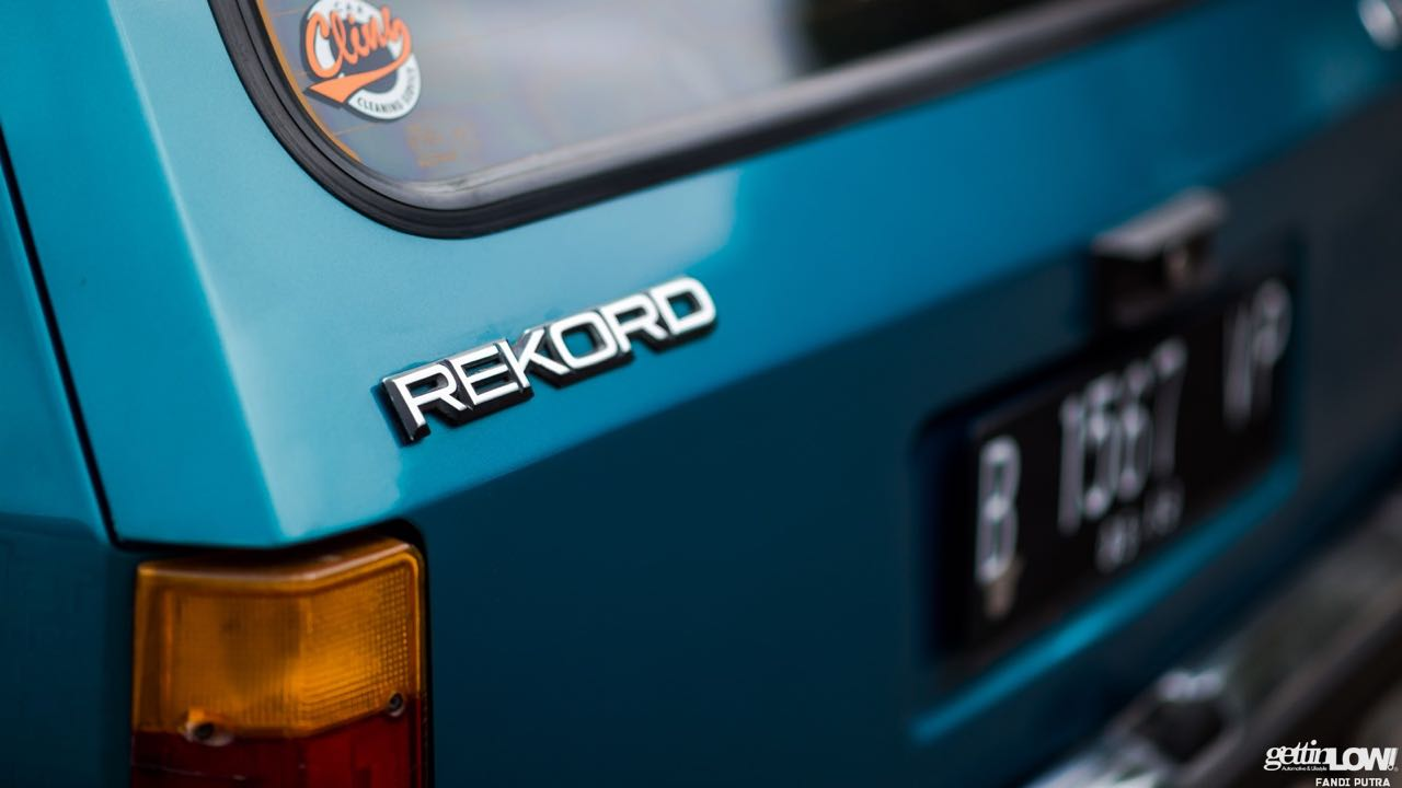 Static '80 Opel Rekord Caravan... C'est bon la choucroute ! 6