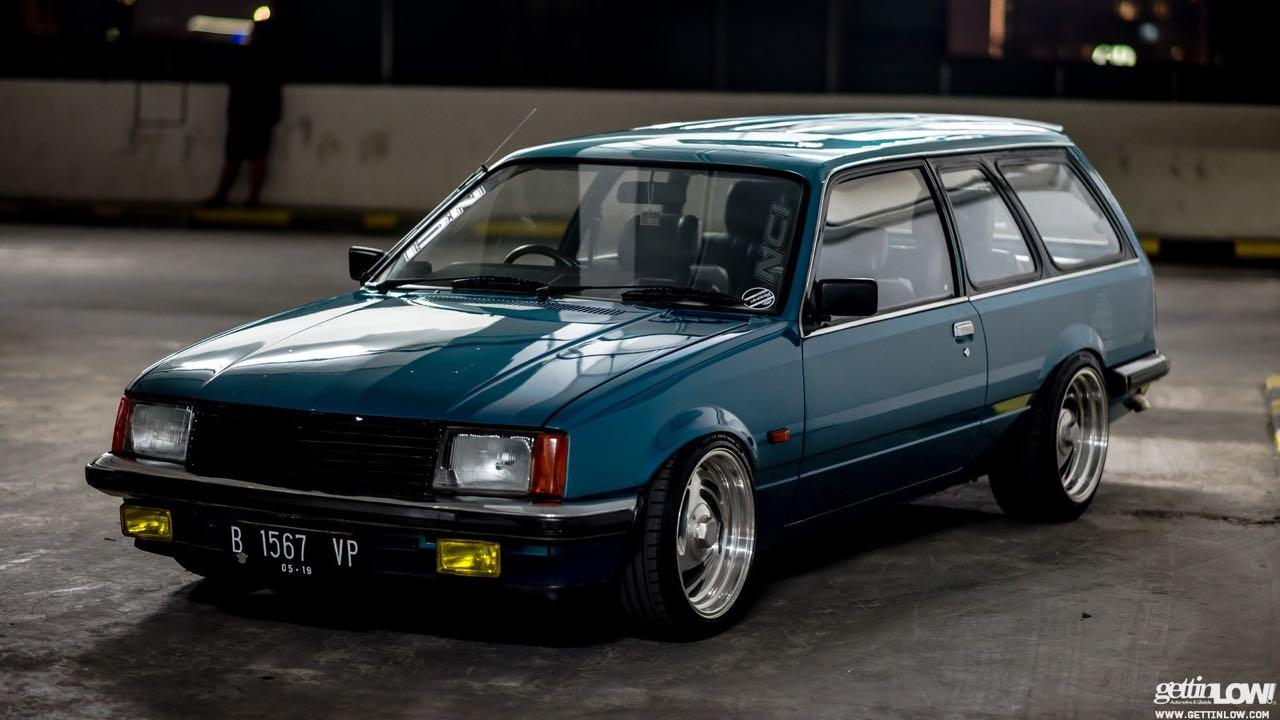 Static '80 Opel Rekord Caravan... C'est bon la choucroute ! 12
