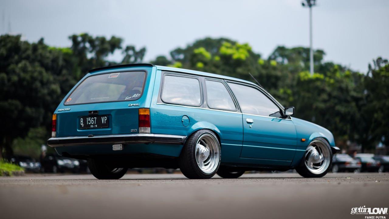 Static '80 Opel Rekord Caravan... C'est bon la choucroute ! 9