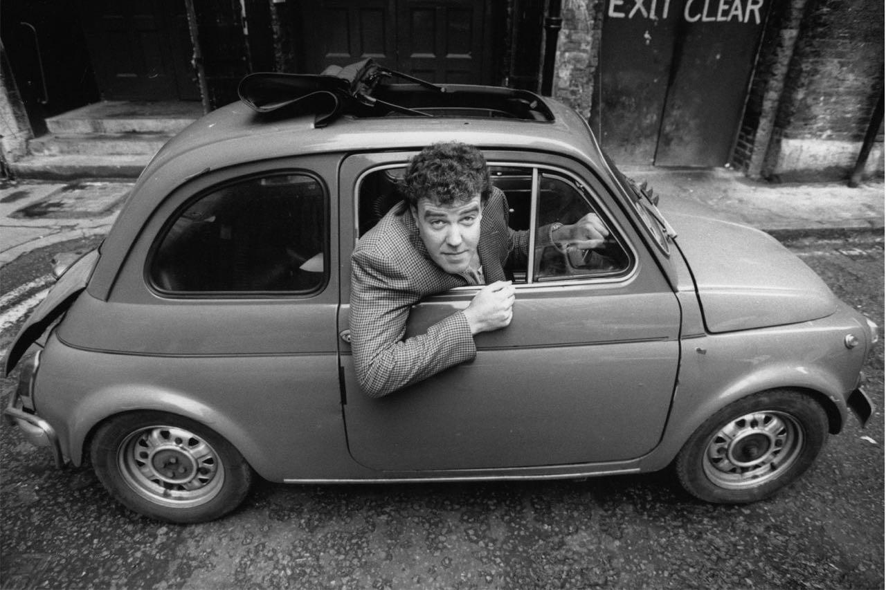 #Petrolhead : Jeremy Clarkson... Oui, Sa Majesté sur DLEDMV ! 1