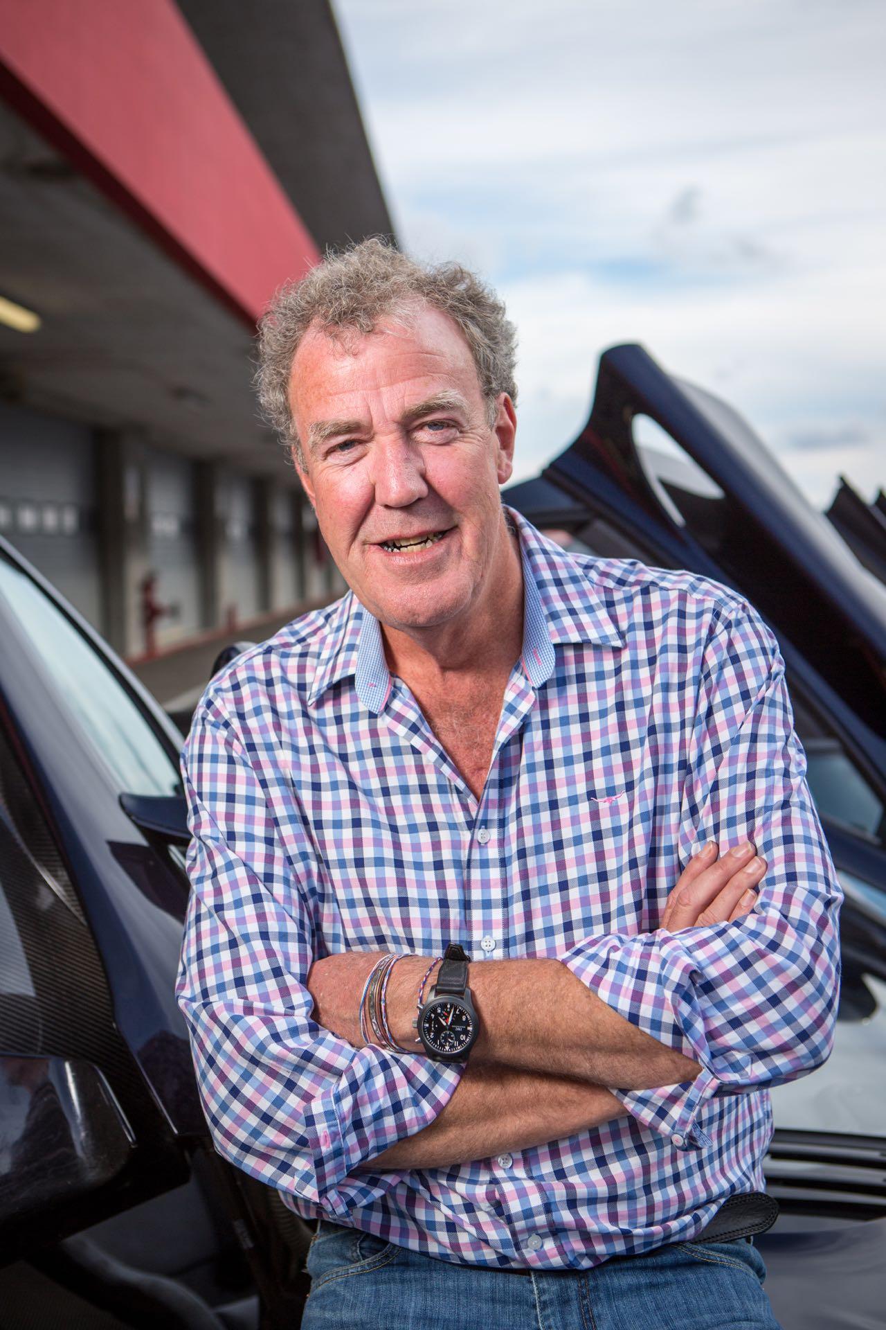 #Petrolhead : Jeremy Clarkson... Oui, Sa Majesté sur DLEDMV ! 8