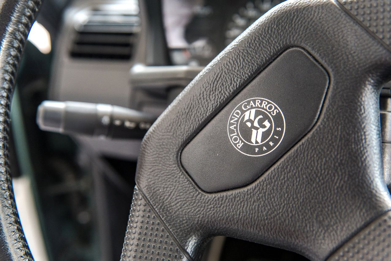 Peugeot 205 Cabriolet Roland Garros - Jeu, set et match ! 19