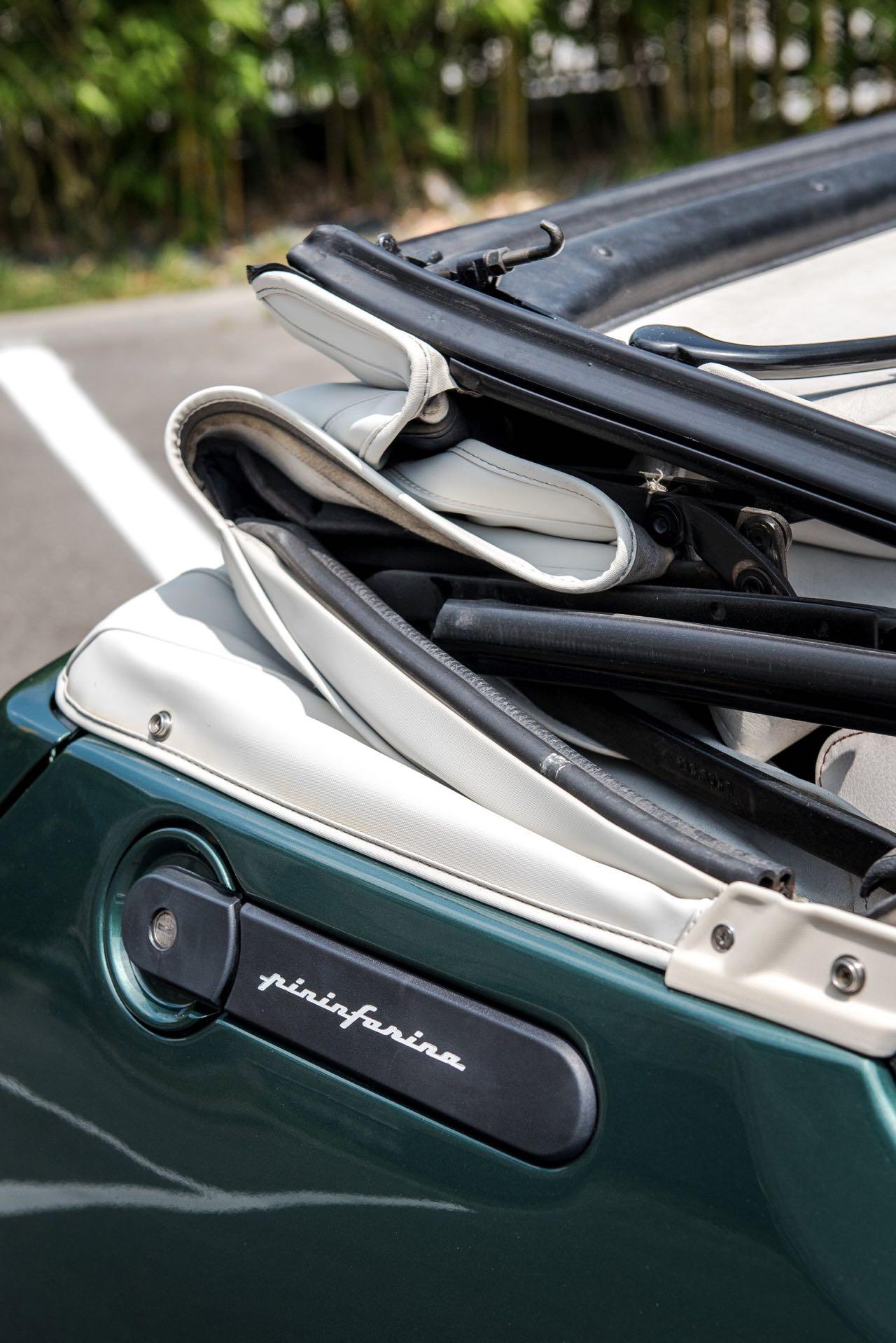 Peugeot 205 Cabriolet Roland Garros - Jeu, set et match ! 7
