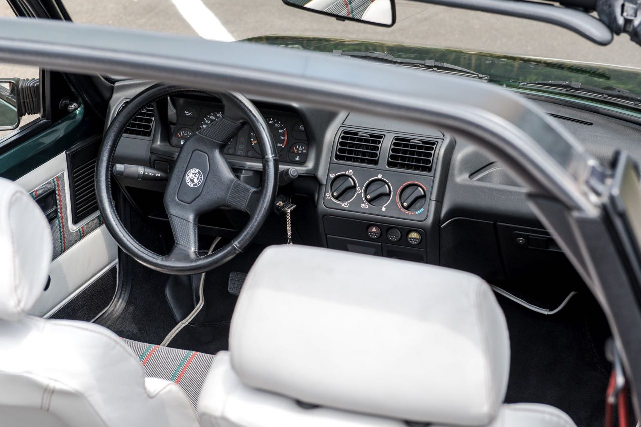 Peugeot 205 Cabriolet Roland Garros - Jeu, set et match ! 6