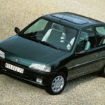 Peugeot 205 Cabriolet Roland Garros - Jeu, set et match ! 17