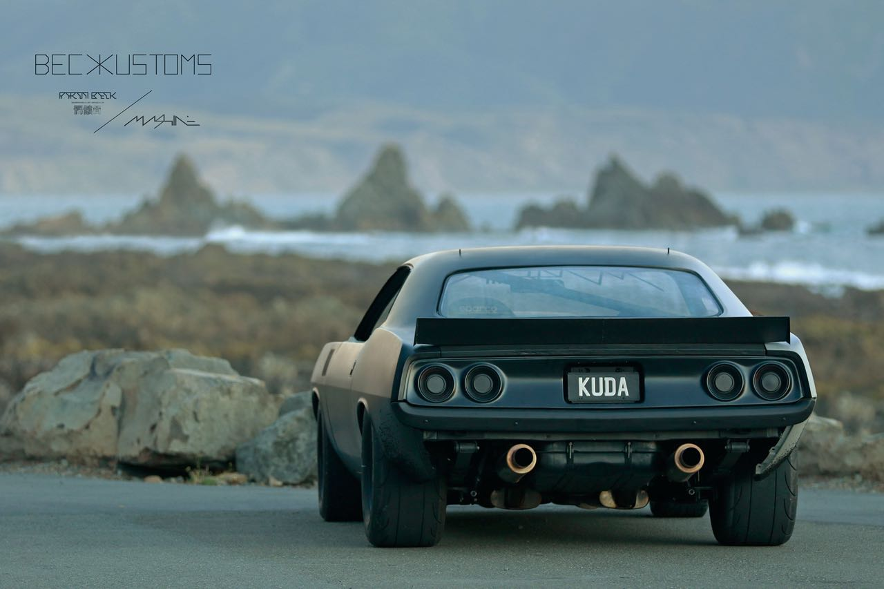 '73 Plymouth Barracuda - Kuda by Beck Kustoms 43