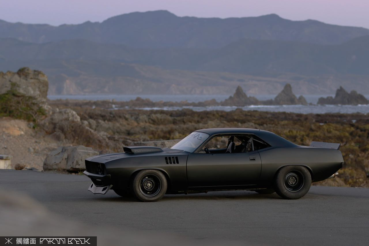 '73 Plymouth Barracuda - Kuda by Beck Kustoms 44