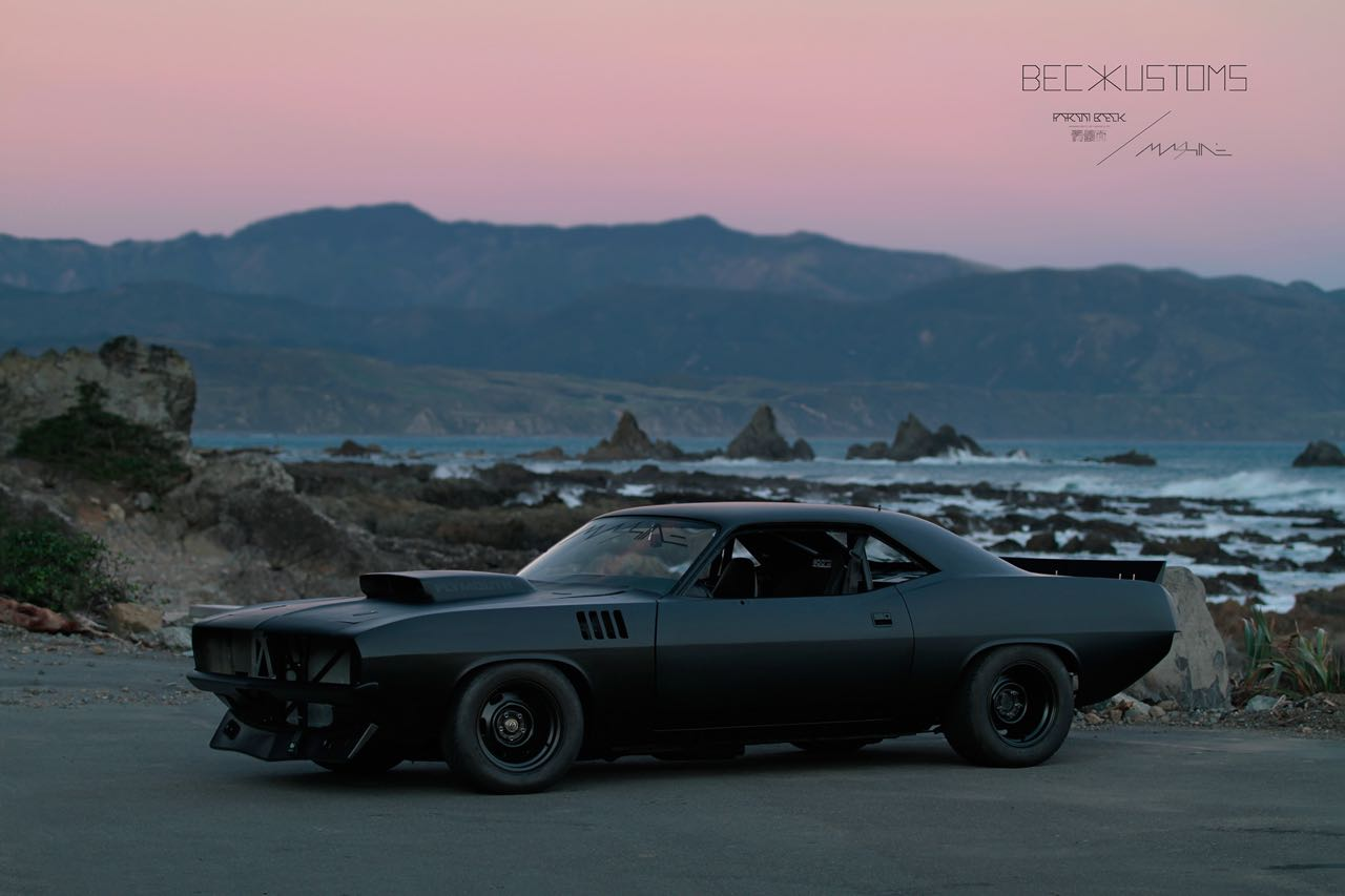 '73 Plymouth Barracuda - Kuda by Beck Kustoms 47