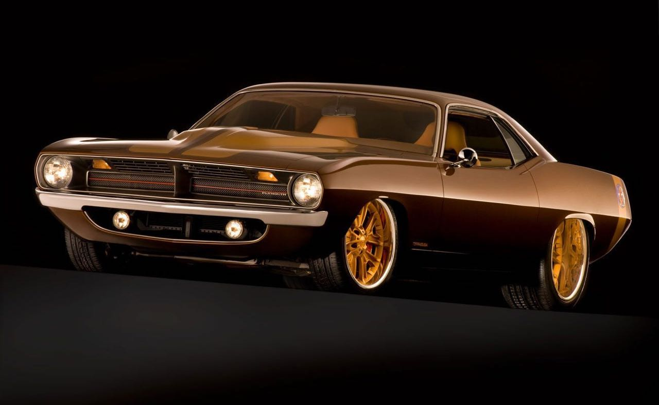 '70 Plymouth Barracuda : Terracuda by Chip Foose 3