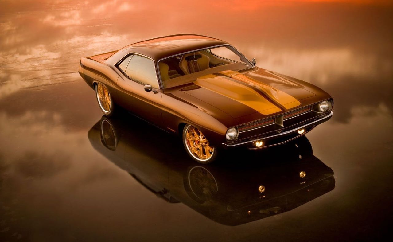 '70 Plymouth Barracuda : Terracuda by Chip Foose 13