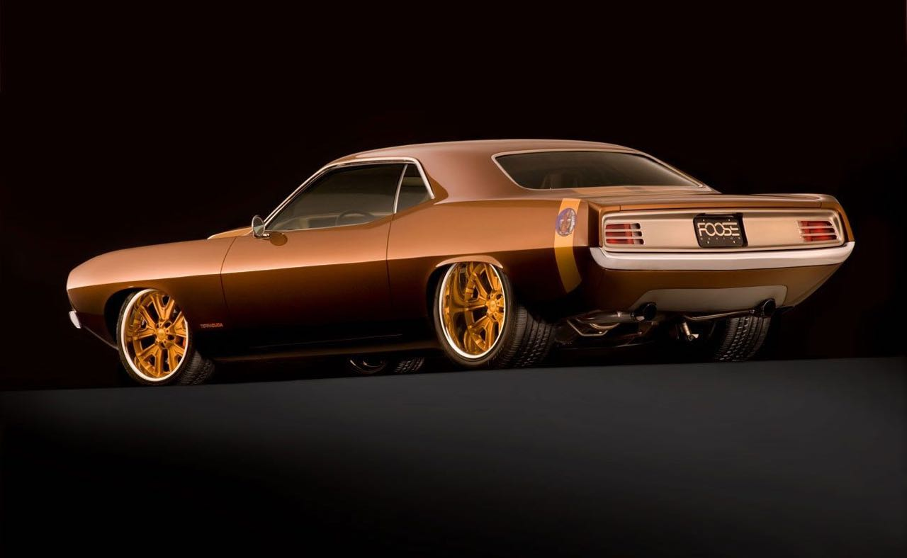 '70 Plymouth Barracuda : Terracuda by Chip Foose 7