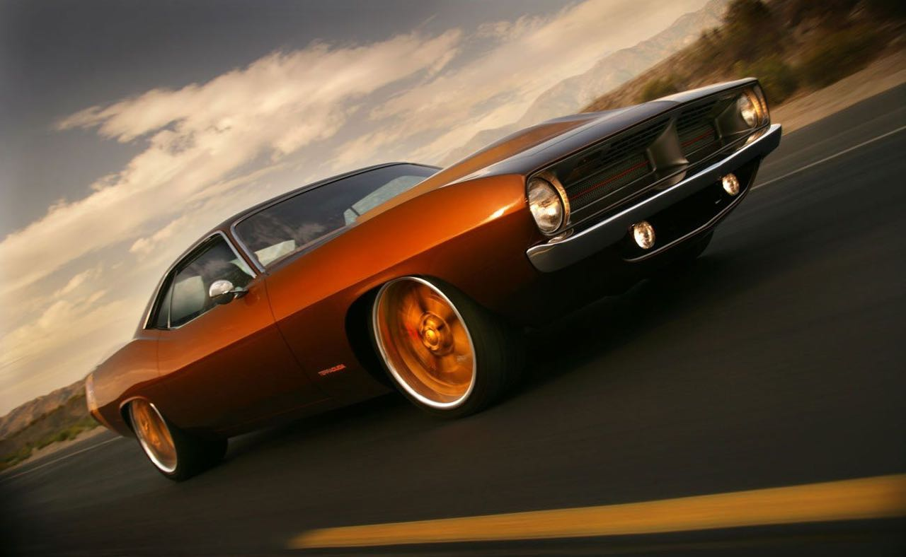 '70 Plymouth Barracuda : Terracuda by Chip Foose 4