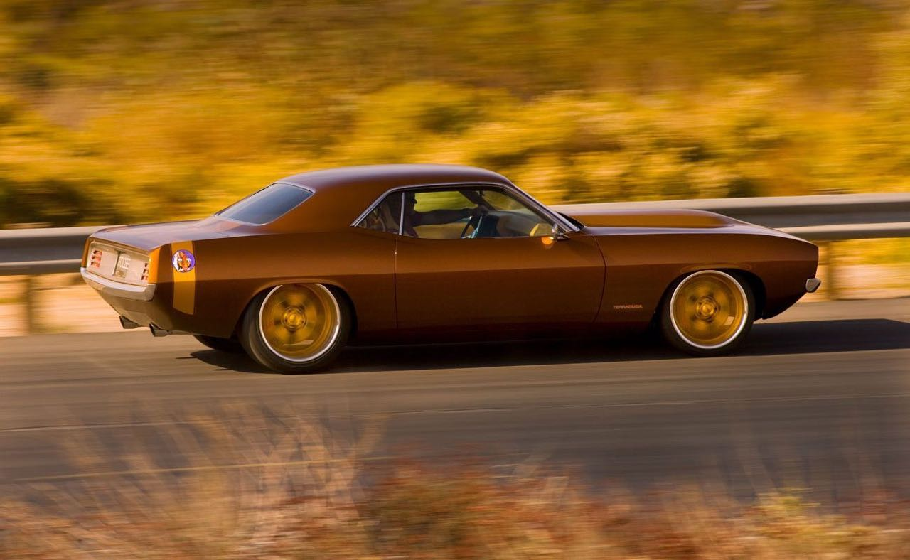 '70 Plymouth Barracuda : Terracuda by Chip Foose 12