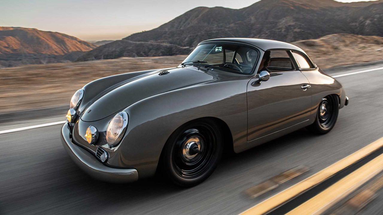 '60 Porsche 356 - Emory Motorsports Rock'n roll ! 1