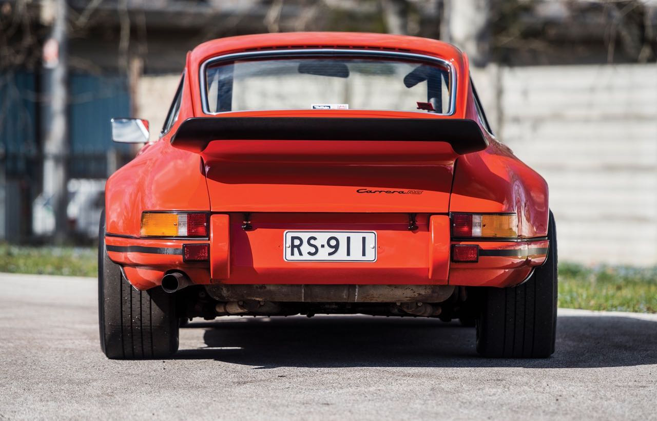 '73 Porsche 911 Carrera RS 2.7... Du outlaw Matching Number ! 18