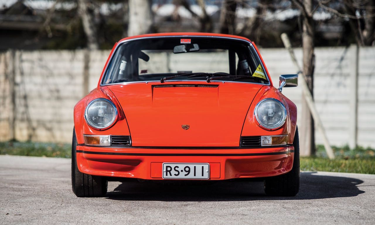 '73 Porsche 911 Carrera RS 2.7... Du outlaw Matching Number ! 17