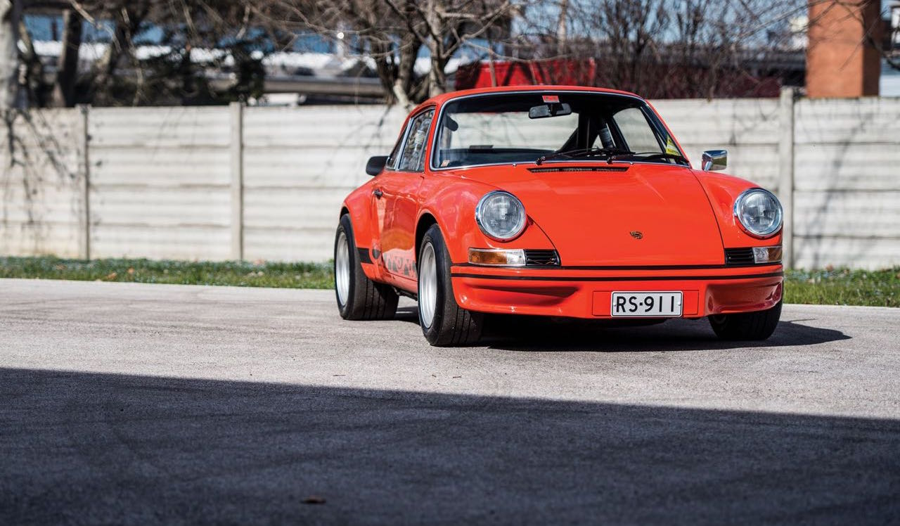 '73 Porsche 911 Carrera RS 2.7... Du outlaw Matching Number ! 5