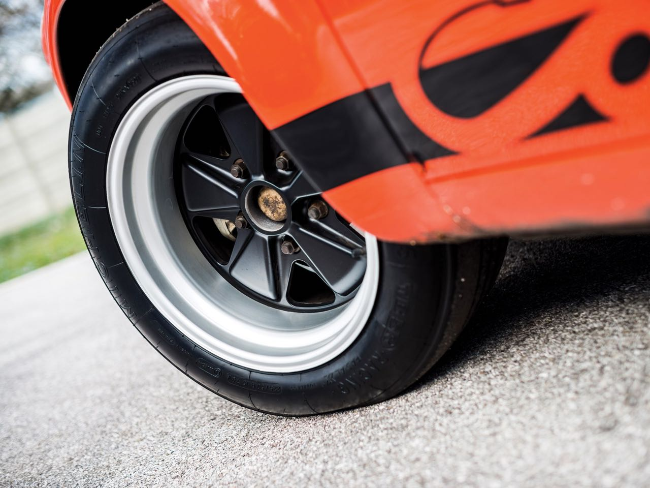 '73 Porsche 911 Carrera RS 2.7... Du outlaw Matching Number ! 32