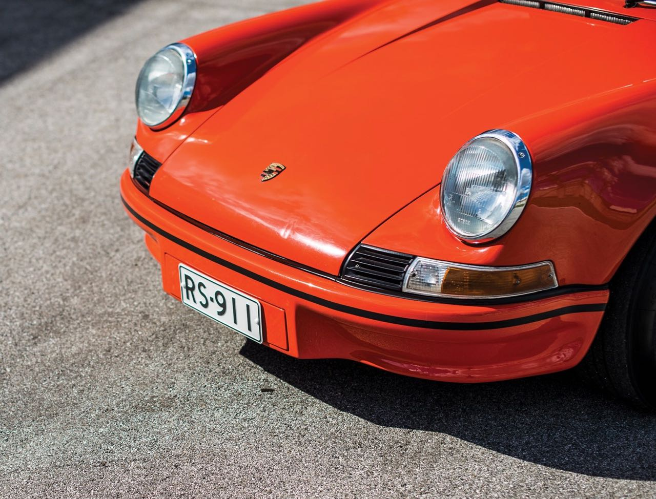 '73 Porsche 911 Carrera RS 2.7... Du outlaw Matching Number ! 2