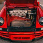 Porsche 911 RWB Backdated... Le rouge et le noir ! 13