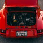 Porsche 911 RWB Backdated... Le rouge et le noir ! 11