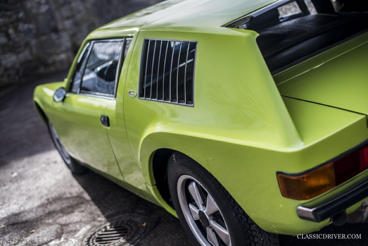 Porsche 914 Goertz - Un proto pas comme les autres... 4