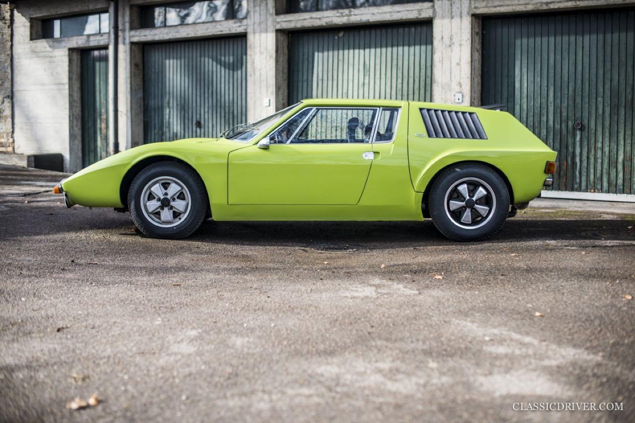 Porsche 914 Goertz - Un proto pas comme les autres... 19