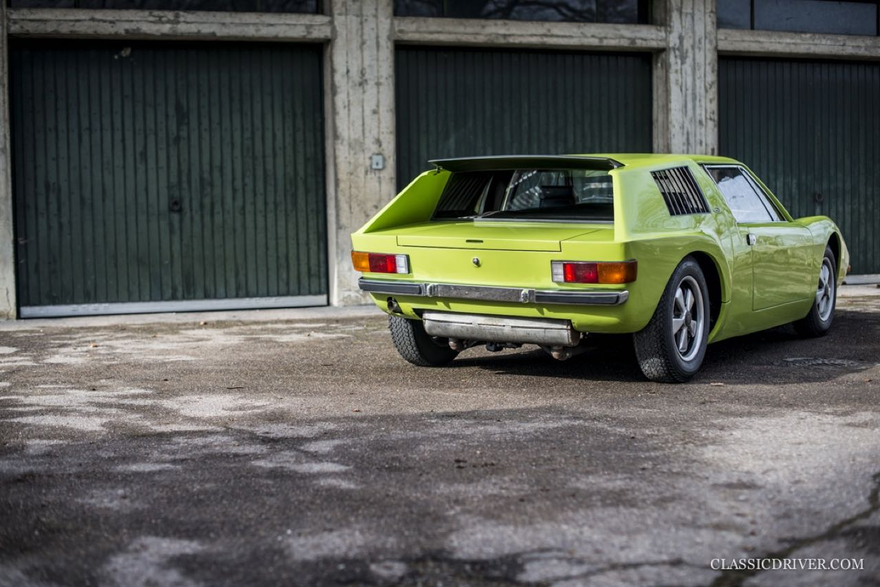 Porsche 914 Goertz - Un proto pas comme les autres... 6