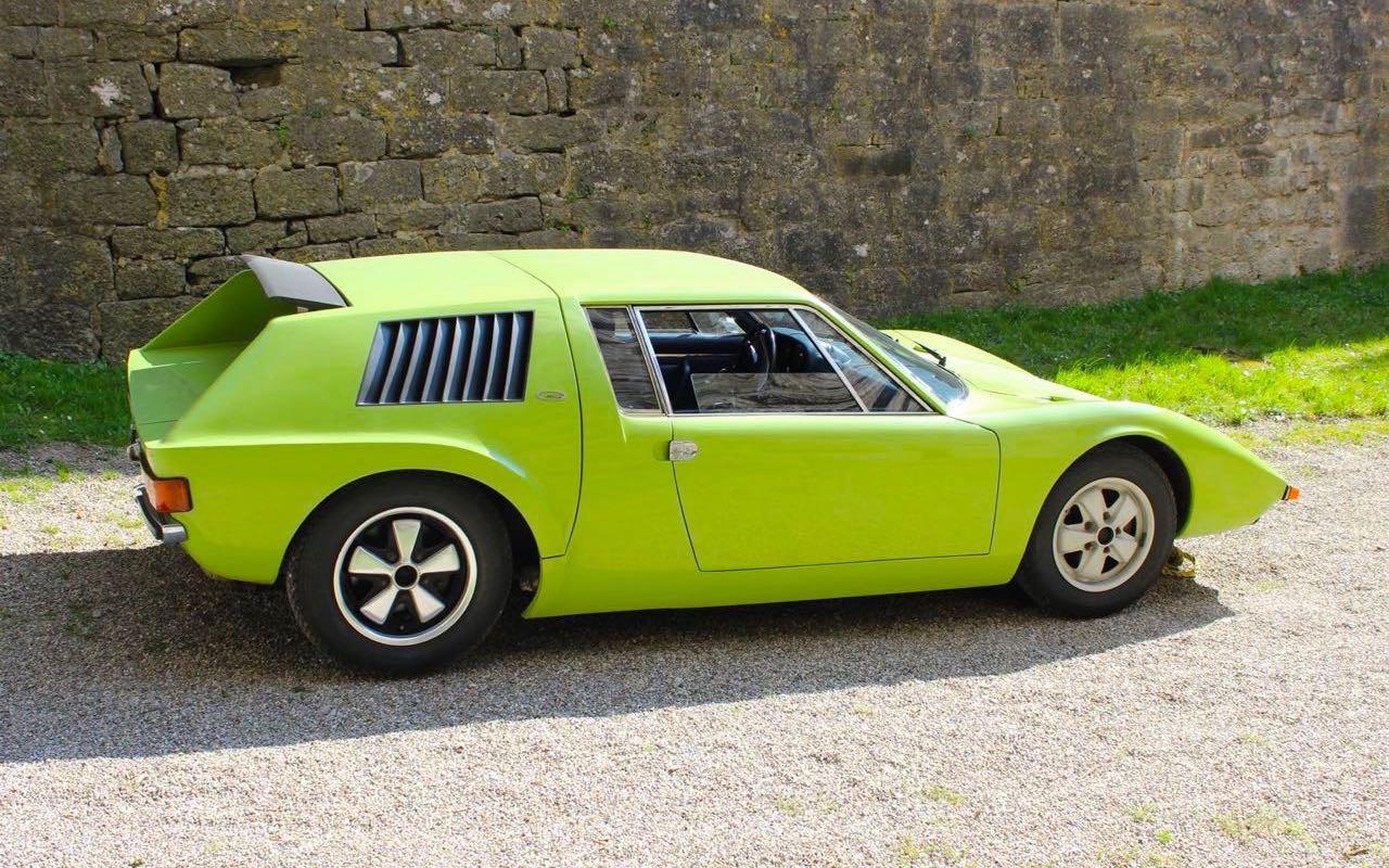 Porsche 914 Goertz - Un proto pas comme les autres... 1