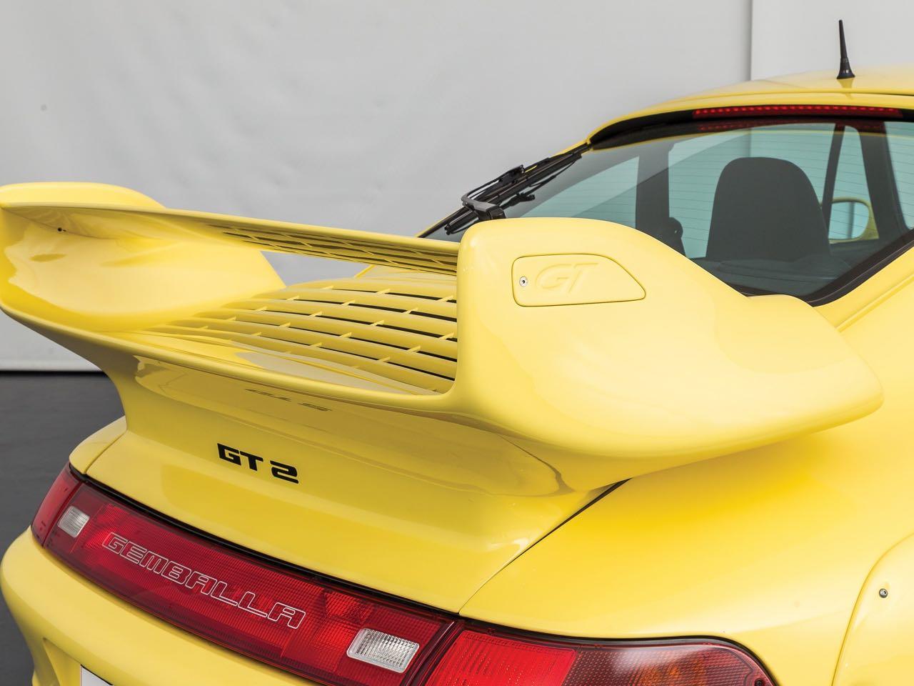 Porsche 993 Turbo Gemballa GT2 S.... Ouais, c'est compliqué ! 9